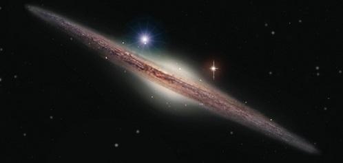 Universo Galaxia - To no Cosmos
