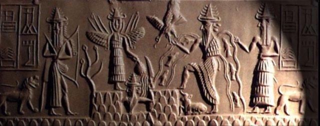 cuneiforme sumerios - To no Cosmos