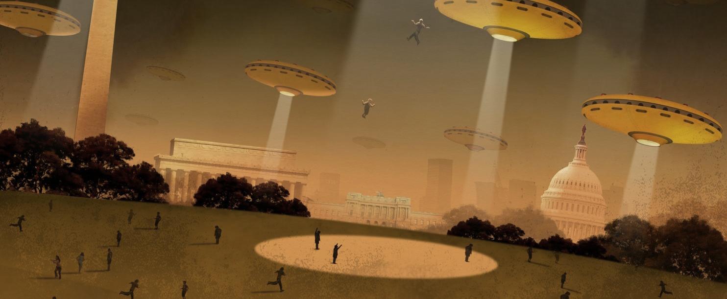 Alien Washington2 - To no Cosmos