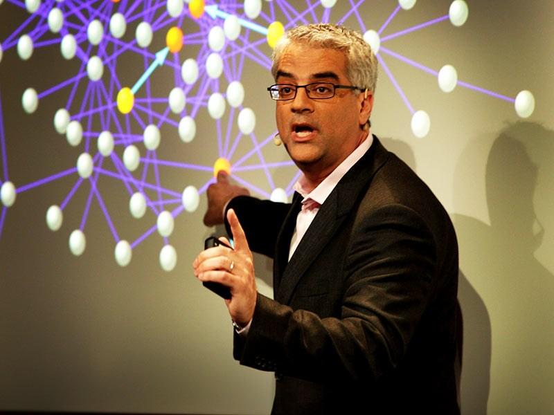 Nicholas Christakis - To no Cosmos