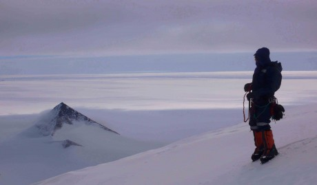 Antartica piramide - To no Cosmos