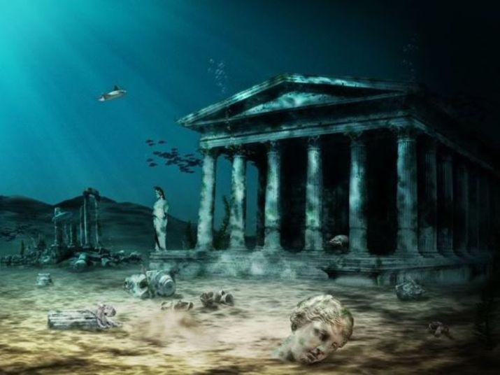 Atlantida 1 - To no Cosmos