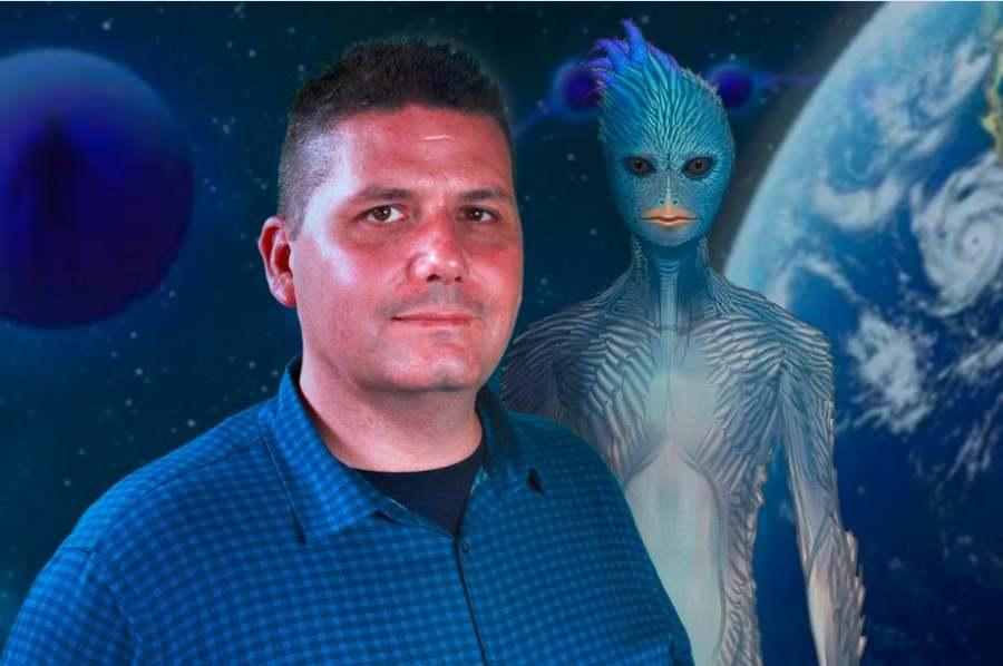 Corey Goode - To no Cosmos