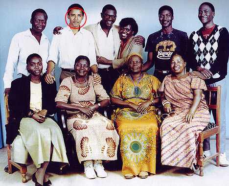 Obama Quenia - To no Cosmos