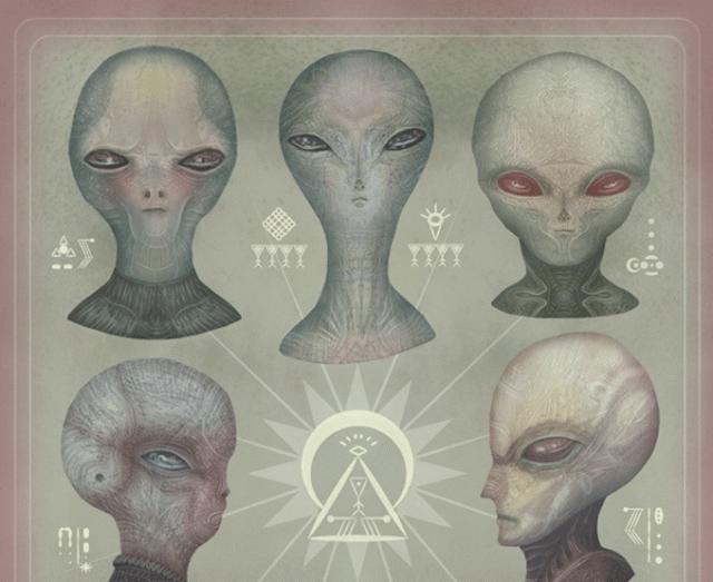 Seres extraterrestres - To no Cosmos