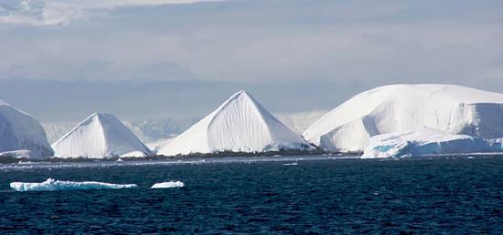 antartica piramides - To no Cosmos