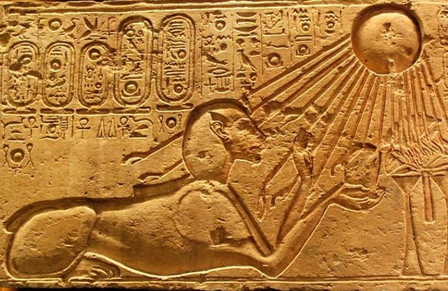 esfinge ouro - To no Cosmos