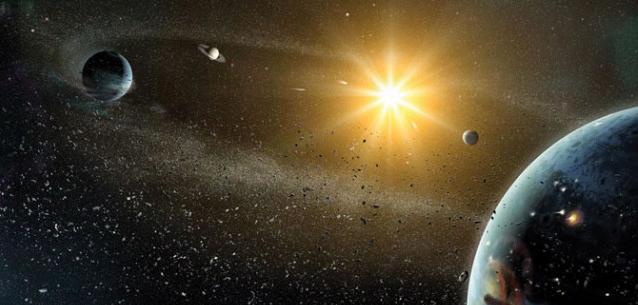 sistema solar- To no Cosmos