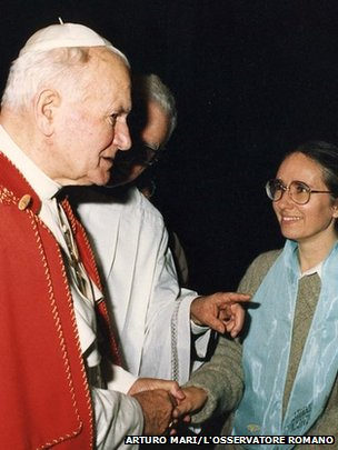 Papa João Paulo e Jacalyn - To no Cosmos