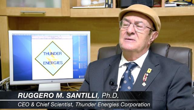 ruggero santilli - To no Cosmos