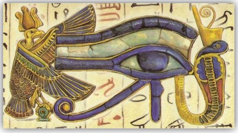 Olho de Hórus - To no Cosmos