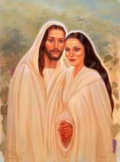 Jesus e Madalena casados - To no Cosmos