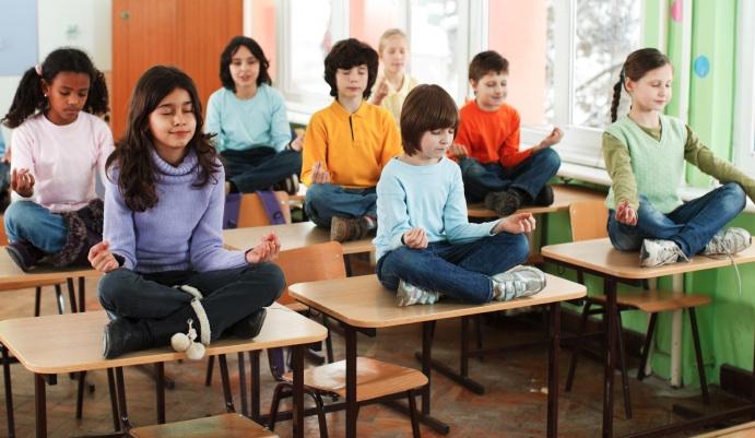 meditação escola - To no Cosmos