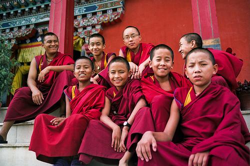 tibetanos - TO no Cosmos